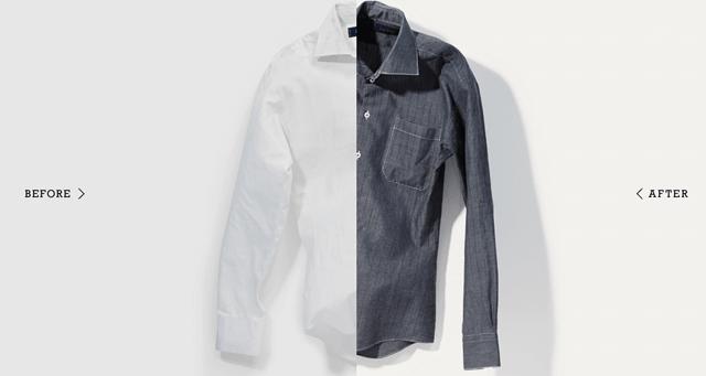 Дон Арт боядисване на риза